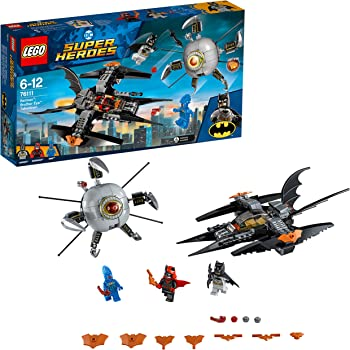 Super Heroes Lego Batman: scontro con Brother Eye,, 76111