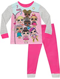 Lol Surprise Pijama para niñas Dolls