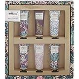 Morris - Set per la cura delle mani in argilla rosa e caprifoglio
