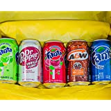 Amerikaanse Soda Box