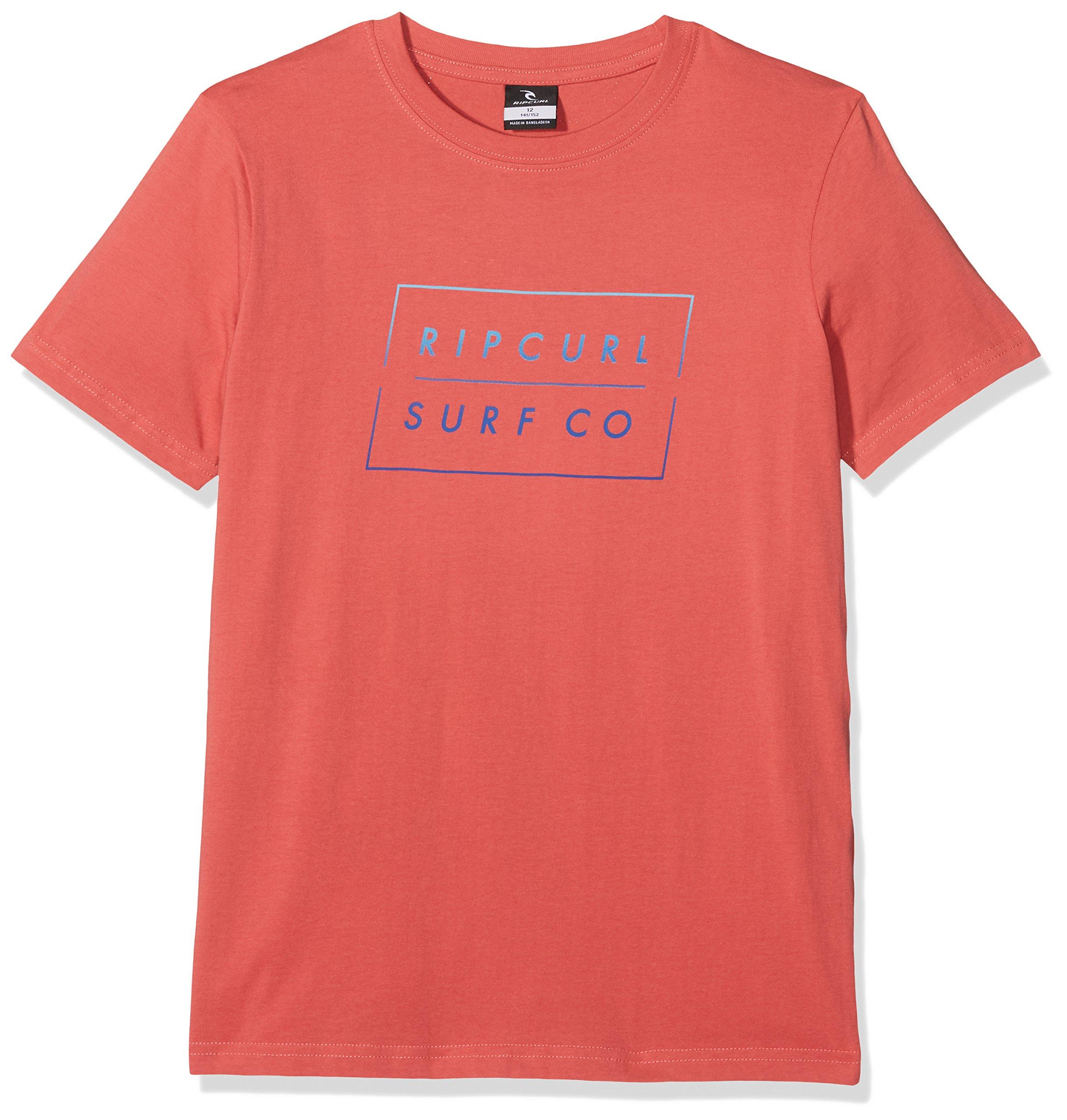 Rip Curl Undertow Logo Gradian SS tee Camiseta Niños
