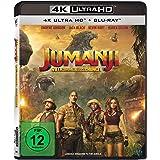 Jumanji - Willkommen im Dschungel (4K Ultra HD) (+ Blu-ray 2D)