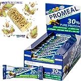 Volchem Promeal Zone 40-30-30 Gusto Pistacchio - Pacco da 24 x 50 g, Blu