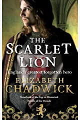 The Scarlet Lion (William Marshal Book 3) Kindle Edition