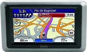 Garmin Zumo 660LM CE - GPS Moto - 4,3 Pouces - Cartes Europe 22 Pays gratuite à Vie