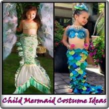 Child Mermaid Costume Ideas