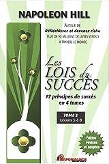 Les lois du succès 2 : Leçons 5 à 8 Format Kindle