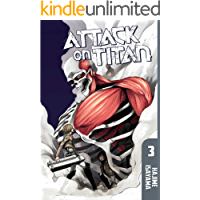 Attack on Titan Vol. 3
