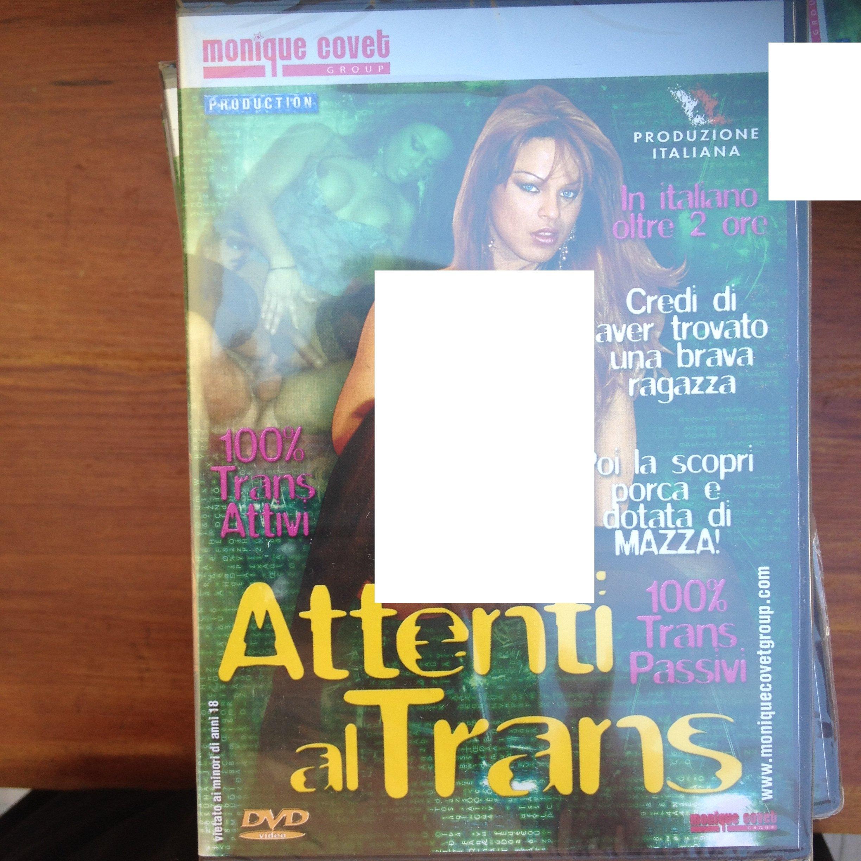 Attenti al Trans - Beware of trans (Monique Covet - MQ122)