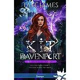 Les ailes du dragon: Kit Davenport, T2