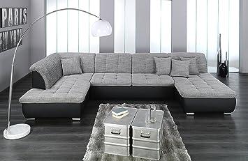 Wohnlandschaft u form  Hocker für XXL Wohnlandschaft, Couchgarnitur