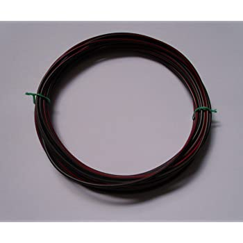 1mm/² Kfz Kabel Litze Flry Schwarz w. L/ängen siehe Beschreibung /€ 0,54//m 10m