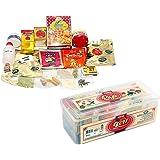 TOTA Complete Puja Samagri Kit with Kumkum, Kalava, Gangajal and Other Essential Puja Items. Set of 21 Pooja Products in Tran