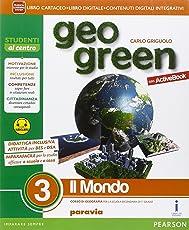 Geo green. Activebook. Per la Scuola media. Con e-book. Con espansione online: 3