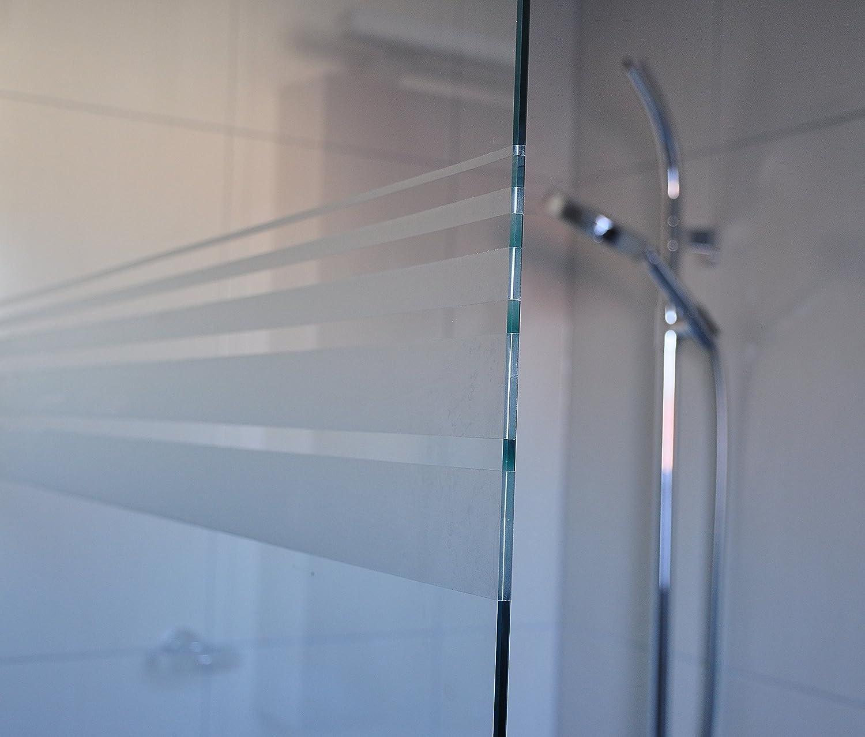 Amazon 5 Stück Milchglasstreifen 100cm Länge 150mm Breite je