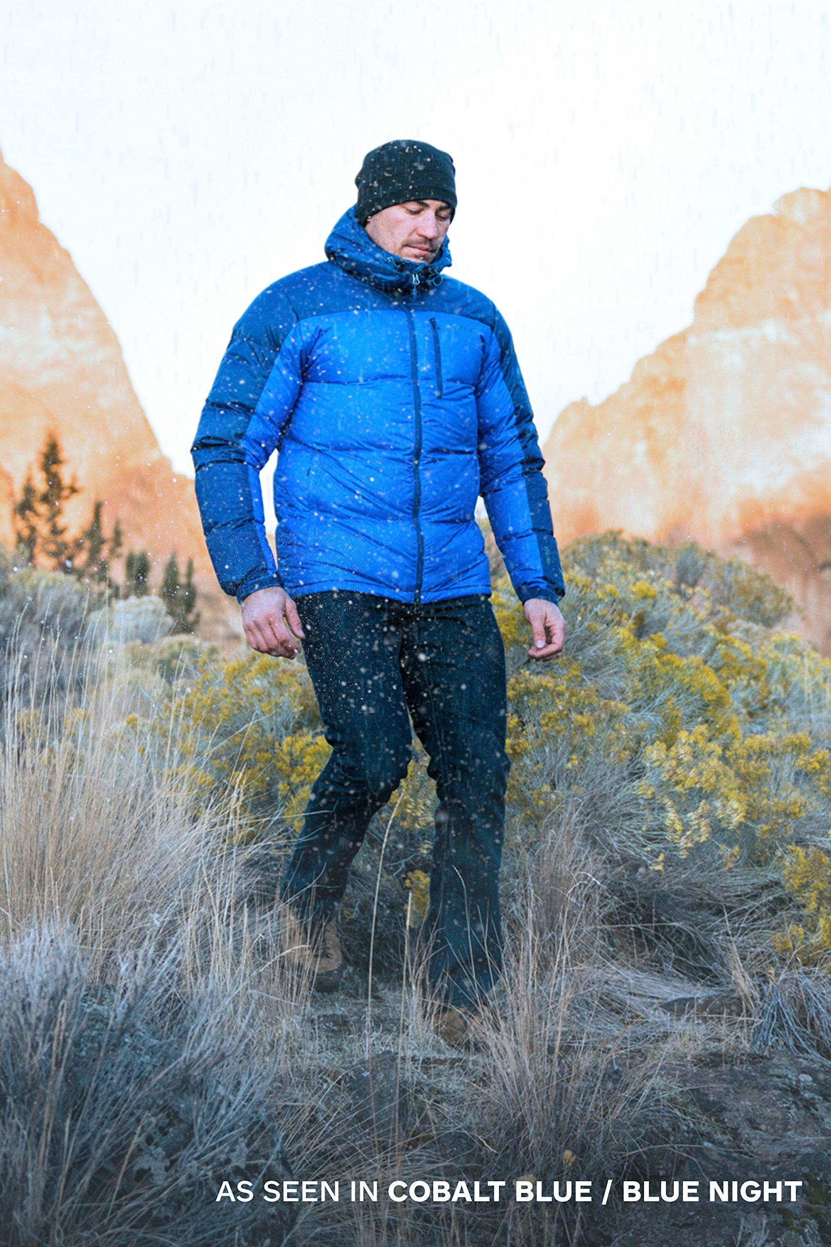 91xt%2BMxnpVL - Marmot Guides Down Winter Puffer Jacket with Hood, Men, 700 Fill Power Down