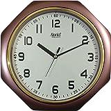 Ajanta Plastic Sweep Clock (24.5 cm x 24.5 cm x 3.8 cm)