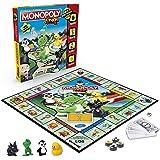 Hasbro Gaming- Monopoly Junior Juego de Tablero, Simulación económica, Multicolor (A6984594)