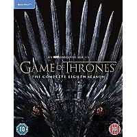Game of Thrones: Season 8 [Blu-ray] [2019]…