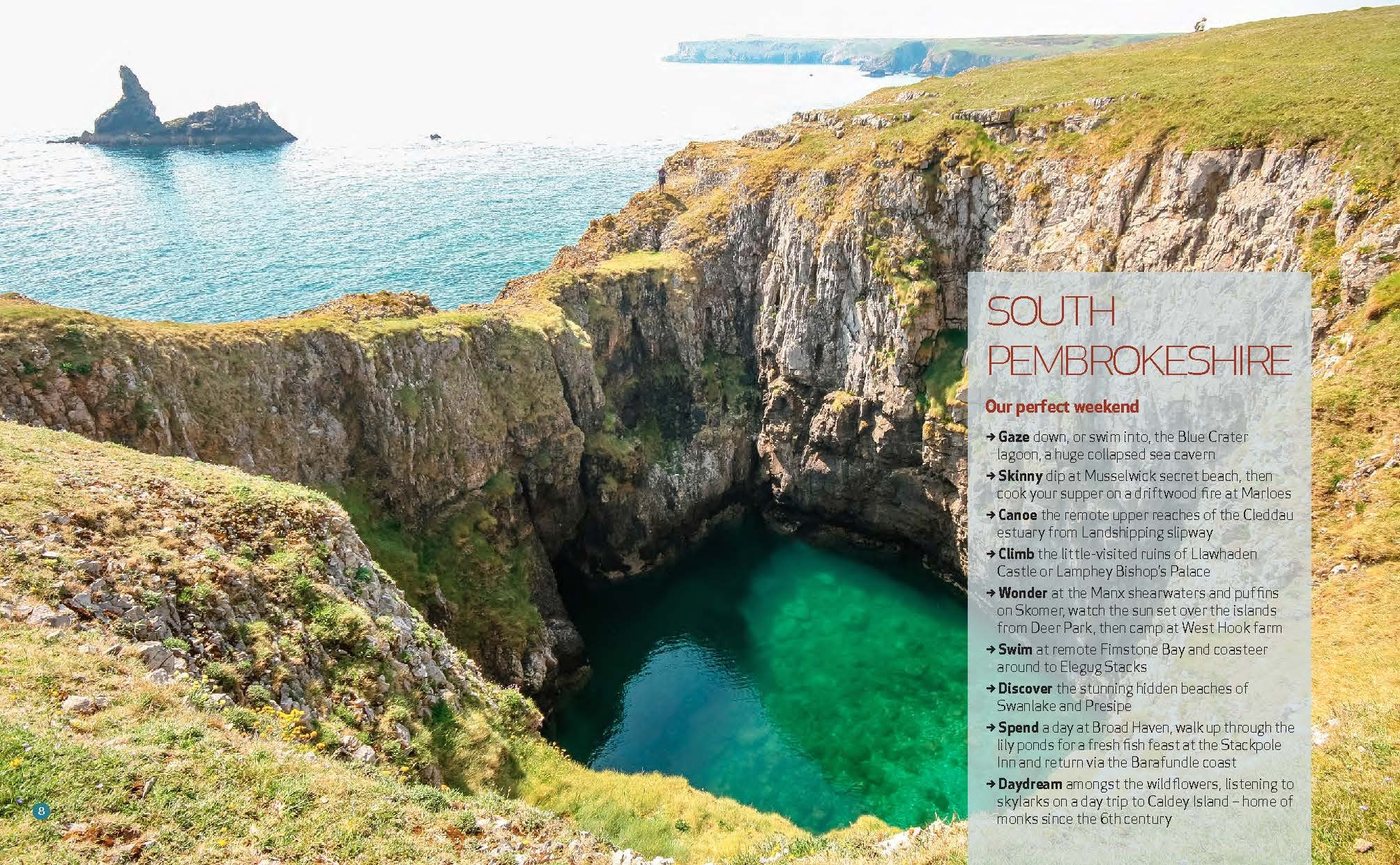 Wild Guide Wales and the Marches (Wild Guides) 16