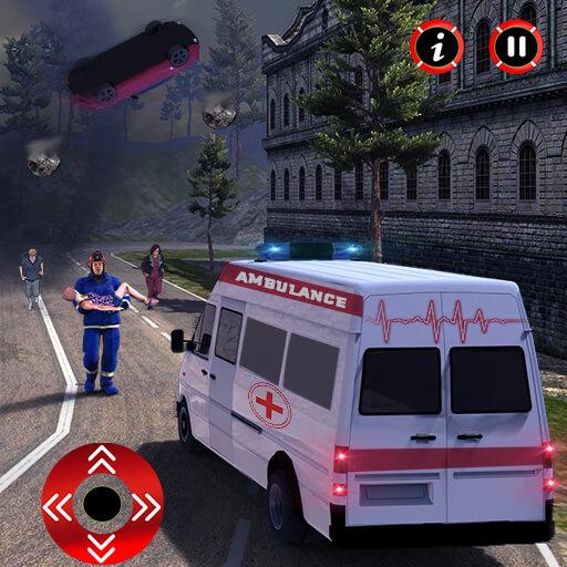 Hurricane Rescue Simulator 2018 - Ambulance Rescue (Edge-hurricane)