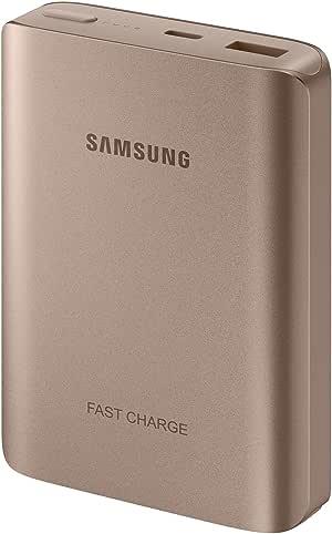 Samsung Original  Batterie Externe avec Charge Rapide 10200mAh - Rose Doré