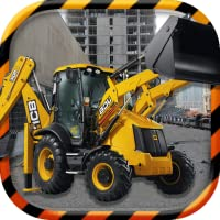 NEW Construction Machine Simulator 2016: Euro 3D Digger Driver Sim Pro