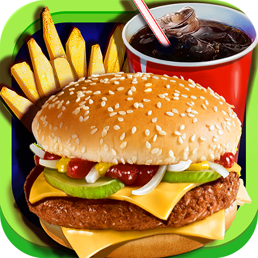 Fast Food Mania! - Free Cooking Game