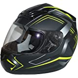 protectWEAR Kask motocyklowy, integralny kask