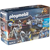 Playmobil - Chevaliers Novelmore et Baliste - 70224