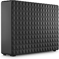 "Seagate Expansion - Disco duro externo de 6 TB, Desktop 3.5"", con USB 3.0, negro"