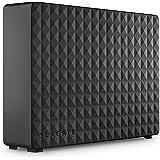 "Seagate Expansion Desktop, 6TB, Disco duro externo 3.5"", HDD, USB 3.0 para PC, ordenador portátil y Mac (STEB6000403), Negro"