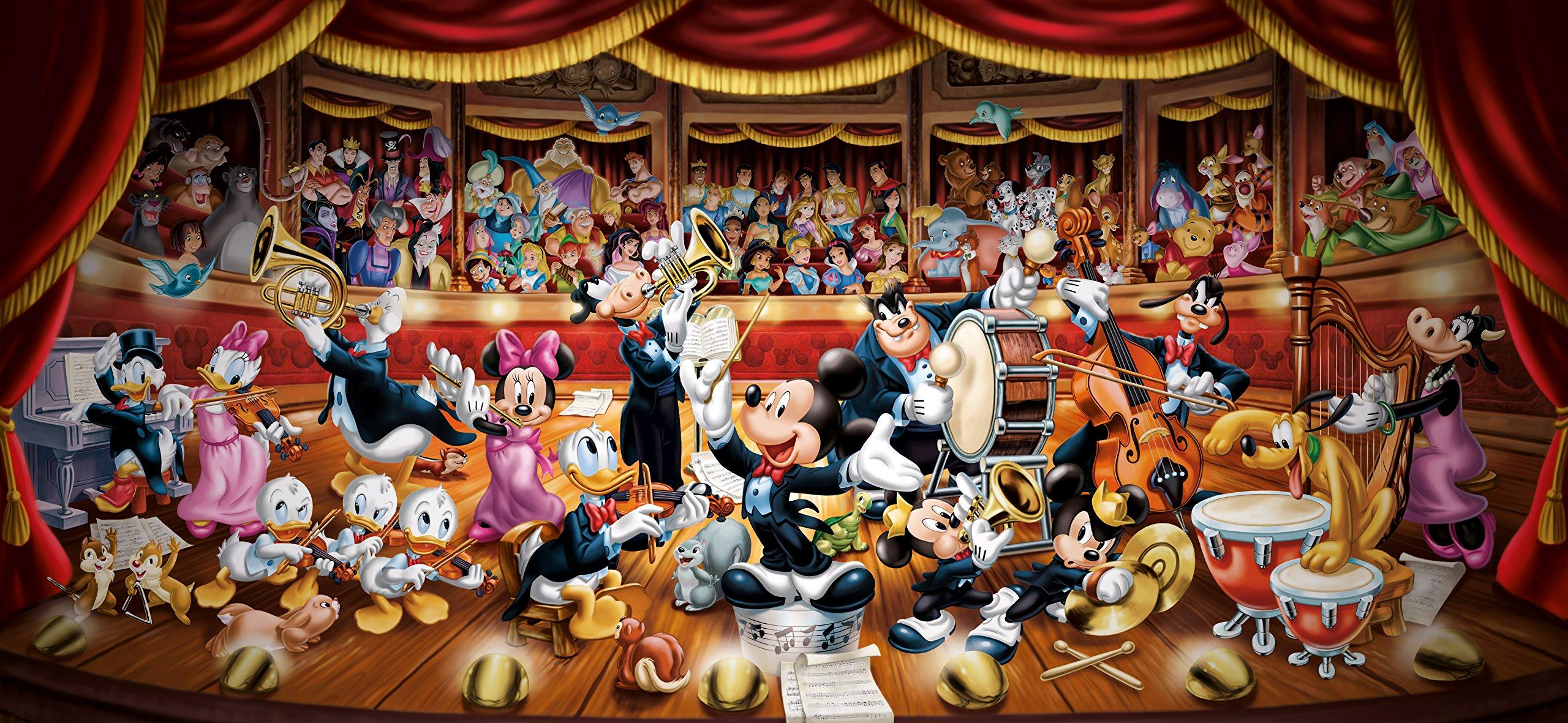 puzzle disney orchestra