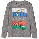 LEGO Ninjago Cm D Camiseta de Manga Larga para Niños