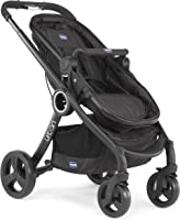 Chicco Urban Plus Crossover Unisex Stroller - Black