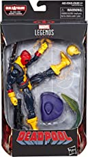 Marvel Legends Deadpool 3 Action Figure  (Multi Color)
