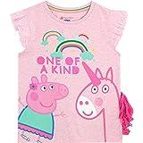 Peppa Pig Camiseta para Niñas Unicornio