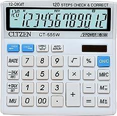 SaleOn Premium Quality White Financial and Business Calculator-673