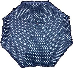 FabSeasons Blue Folding Umbrella