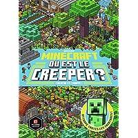 Minecraft : Où est le creeper ?: Cherche et trouve !