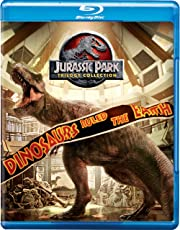 Jurassic Park Trilogy: Jurassic Park + The Lost World + Jurassic Park 3 (3-Disc Box Set)