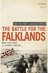 The Battle for the Falklands (Pan Military Classics) Kindle Edition