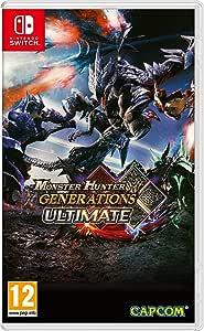 Monster Hunter Generations - Ultimate - Nintendo Switch