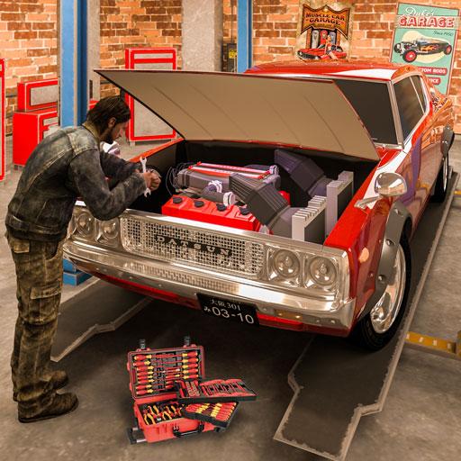Auto Tycoon: Automechaniker Simulator Schrottplatz Spiele