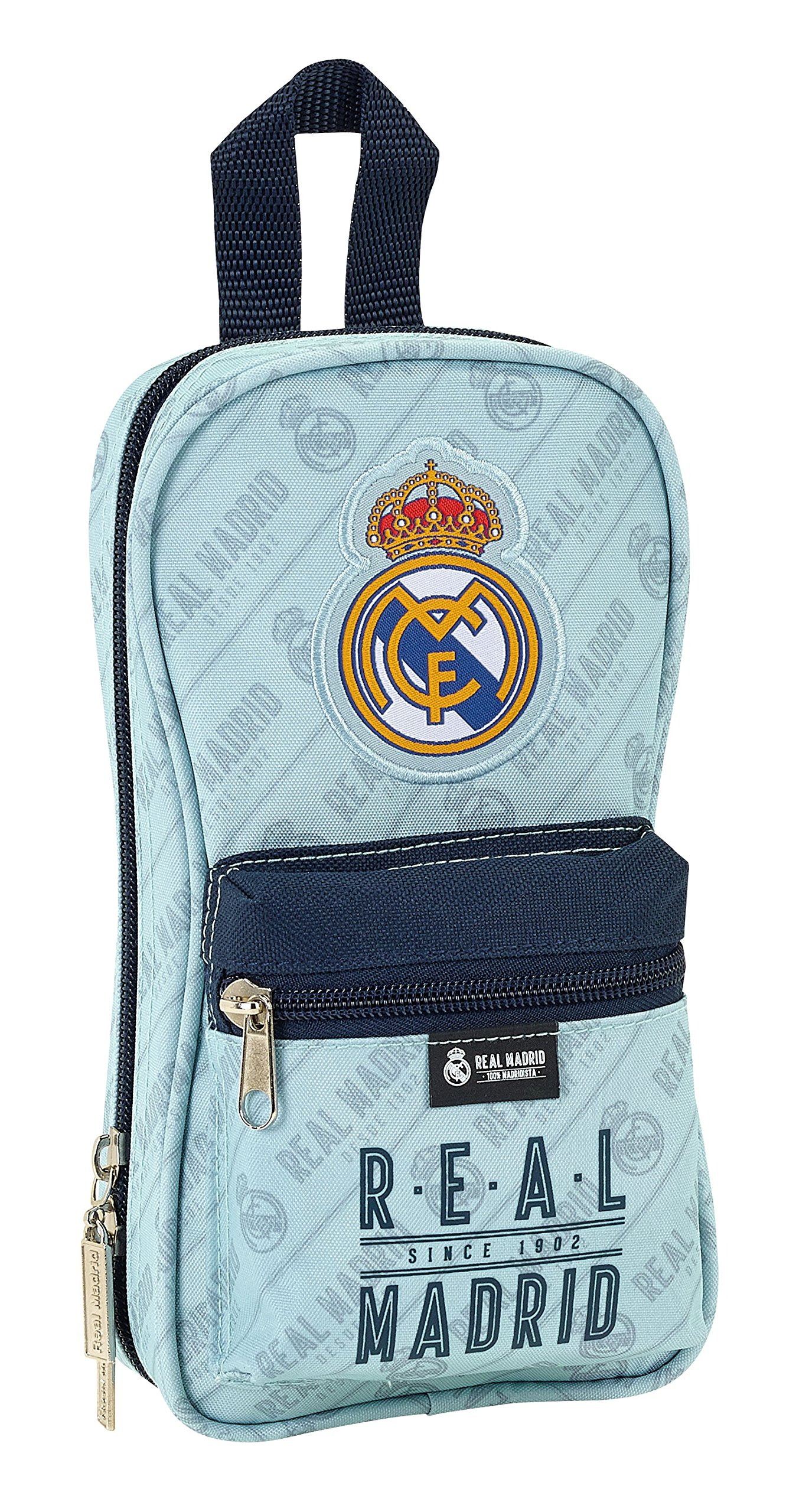 Real Madrid 2018 Estuches, 23 cm