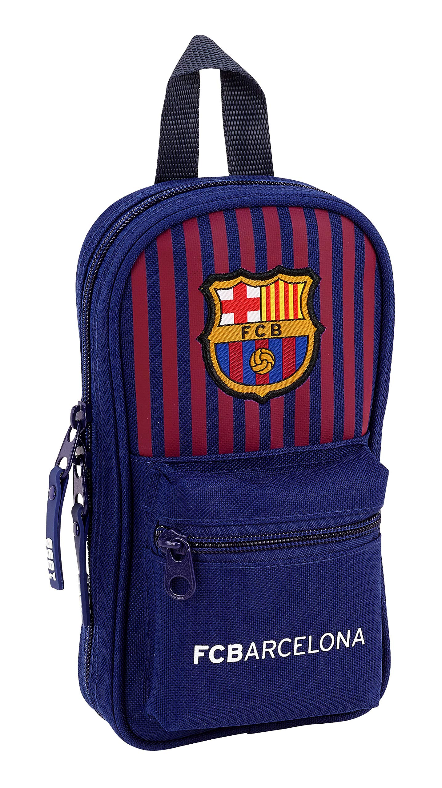 FC Barcelona 411829847 2018 Neceser 23 cm, Azul