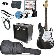 Clifton E-Gitarren Set
