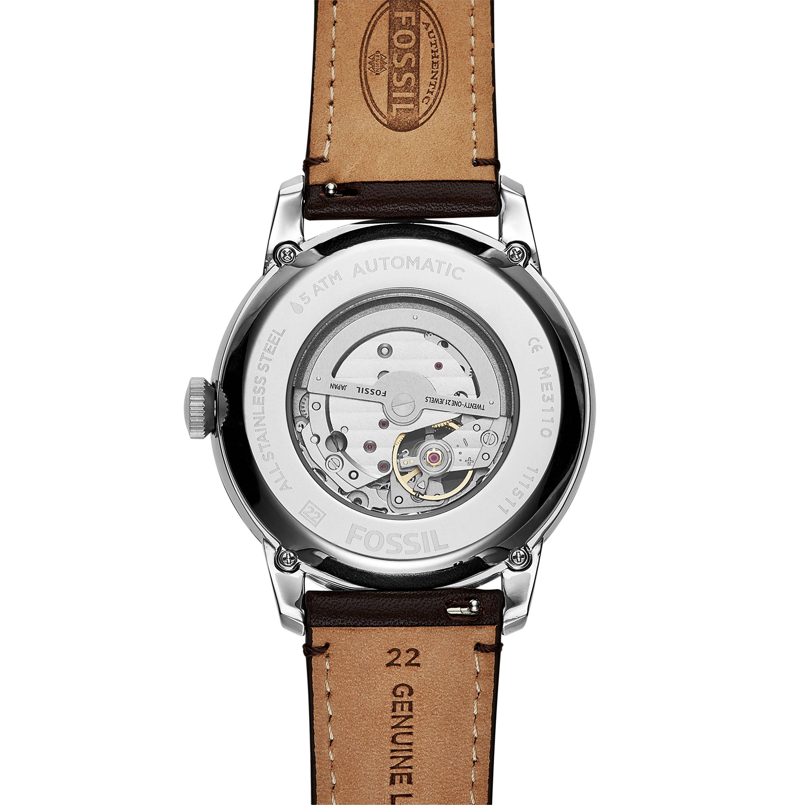 Fossil Herren-Uhr ME3110