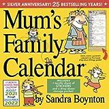 Mum's Family Wall Calendar 2022