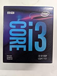 Intel Core i3-9100F Coffee Lake LGA1151 9th Gen. 4 Cores, 3.60 GHz Base, 4.20 GHz Turbo, 6M Cache Desktop Processor | BX80684